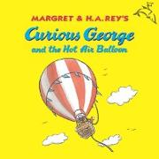 Cover-Bild zu Curious George and the Hot Air Balloon (Read-aloud) (eBook) von Rey, H. A.