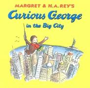 Cover-Bild zu Curious George in the Big City (Read-aloud) (eBook) von Rey, H. A.