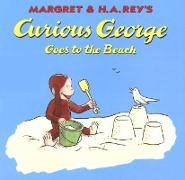 Cover-Bild zu Curious George Goes to the Beach (Read-aloud) (eBook) von Rey, H. A.
