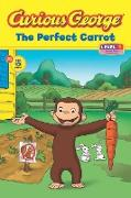 Cover-Bild zu Curious George The Perfect Carrot (CGTV Read-aloud) (eBook) von Rey, H. A.