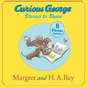 Cover-Bild zu Curious George Stories to Share (eBook) von Rey, H. A.