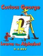 Cover-Bild zu Curious George Learns the Alphabet (eBook) von Rey, H. A.