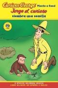 Cover-Bild zu Jorge el curioso siembra una semilla/Curious George Plants a Seed Bilingual Edition (CGTV Reader) (eBook) von Rey, H. A.