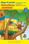 Cover-Bild zu Jorge el curioso construye una casa en un arbol/Curious George Builds a Tree House (CGTV Reader) (eBook) von Rey, H. A.