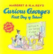 Cover-Bild zu Curious George's First Day of School von Rey, H. A.