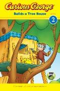 Cover-Bild zu Curious George Builds a Tree House (eBook) von Rey, H. A.