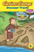 Cover-Bild zu Curious George Dinosaur Tracks (eBook) von Rey, H. A.