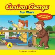 Cover-Bild zu Curious George Car Wash (eBook) von Rey, H. A.