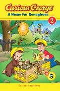 Cover-Bild zu Curious George A Home for Honeybees (eBook) von Rey, H. A.