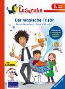 Cover-Bild zu Der magische Frisör - Leserabe 1. Klasse - Erstlesebuch für Kinder ab 6 Jahren von Beuerbach, Danny