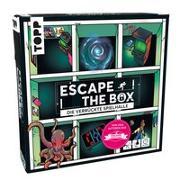 Cover-Bild zu Escape The Box - Die verrückte Spielhalle von Frenzel, Sebastian