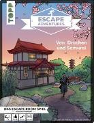 Cover-Bild zu Escape Adventures - Von Drachen und Samurai von Zimpfer, Simon