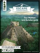 Cover-Bild zu Escape Adventures - Von Mythen und Aztekengold von Zimpfer, Simon