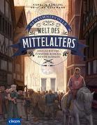 Cover-Bild zu Geheimnisvolle Welt des Mittelalters von Küntzel, Karolin