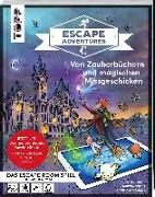 Cover-Bild zu Escape Adventures AR - Augmented Reality. Von Zauberbüchern und magischen Missgeschicken von Zimpfer, Simon