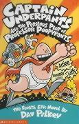 Cover-Bild zu Captain Underpants and the Perilous Plot of Professor Poopypants von Pilkey, Dav