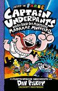Cover-Bild zu Captain Underpants Band 5 - Captain Underpants und die Rache der monströsen Madamme Muffelpo von Pilkey, Dav