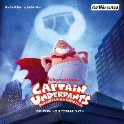 Cover-Bild zu Captain Underpants (Audio Download) von Pilkey, Dav