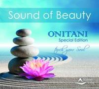 Cover-Bild zu CD Sound of Beauty von ONITANI