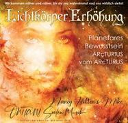 Cover-Bild zu LICHTKÖRPER ERHÖHUNG. PLANETARES BEWUSSTSEIN von Holten, Nancy