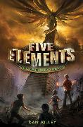 Cover-Bild zu Five Elements #1: The Emerald Tablet von Jolley, Dan