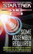 Cover-Bild zu SCE Omnibus Book 3: Some Assembly Required (eBook) von Brodeur, Greg