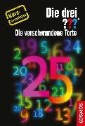 Cover-Bild zu Die drei ??? Die verschwundene Torte (drei Fragezeichen) (eBook) von Marx, André
