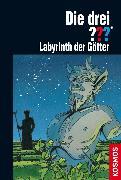 Cover-Bild zu Die drei ??? Labyrinth der Götter (drei Fragezeichen) (eBook) von Marx, André