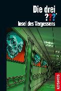 Cover-Bild zu Die drei ??? Insel des Vergessens (drei Fragezeichen) (eBook) von Marx, André