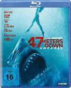 Cover-Bild zu 47 Meters Down: Uncaged von Roberts, Johannes (Prod.)