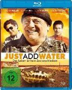 Cover-Bild zu Just Add Water von Dylan Walsh (Schausp.)