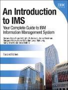Cover-Bild zu Introduction to IMS, An (eBook) von Klein, Barbara