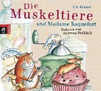 Cover-Bild zu Die Muskeltiere und Madame Roquefort von Krause, Ute