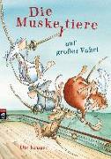 Cover-Bild zu Die Muskeltiere auf großer Fahrt von Krause, Ute