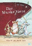 Cover-Bild zu Die Muskeltiere (eBook) von Krause, Ute