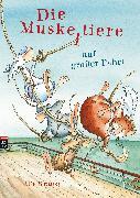 Cover-Bild zu Die Muskeltiere auf großer Fahrt (eBook) von Krause, Ute