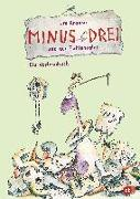 Cover-Bild zu Minus Drei und der Zahlensalat von Krause, Ute