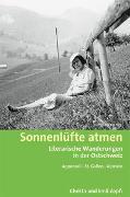 Cover-Bild zu Sonnenlüfte atmen von Zopfi, Christa