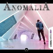 Cover-Bild zu Anomalia - Das Hörspiel, Folge 11: Im Spiegel (Audio Download) von Eichstaedt, Lars