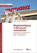 Cover-Bild zu Bürgerbeteiligung in Kommunalunternehmen (eBook) von Herzberg, Carsten