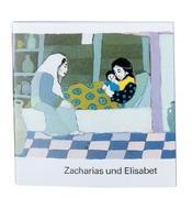 Cover-Bild zu Zacharias und Elisabet (4er-Pack) von de Kort, Kees (Illustr.)