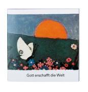 Cover-Bild zu Gott erschafft die Welt (4er-Pack) von de Kort, Kees (Illustr.)