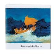 Cover-Bild zu Jesus und der Sturm (4er-Pack) von de Kort, Kees (Illustr.)