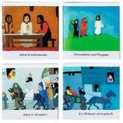 Cover-Bild zu Was uns die Bibel erzählt - Paket NT 4 von Haug, Hellmut