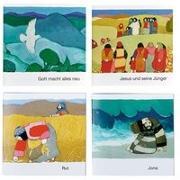 Cover-Bild zu Was uns die Bibel erzählt - Paket AT/NT von Haug, Hellmut