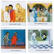 Cover-Bild zu Was uns die Bibel erzählt - Paket NT 1 von Haug, Hellmut