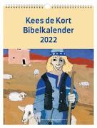 Cover-Bild zu Kees de Kort Bibelkalender 2022 von de Kort, Kees (Illustr.)
