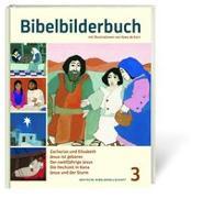 Cover-Bild zu Bibelbilderbuch Band 3 von Kort, Kees de (Illustr.)