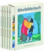 Cover-Bild zu Bibelbilderbuch - Kees de Kort. Jubiläumsausgabe des Klassikers der Kinderbibeln von Kort, Kees de (Illustr.)