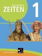 Cover-Bild zu Das waren Zeiten 01 Berlin/Brandenburg. Vom Mittelalter bis 1900. Themen der Geschichte 7/8 von Brendebach, Martin